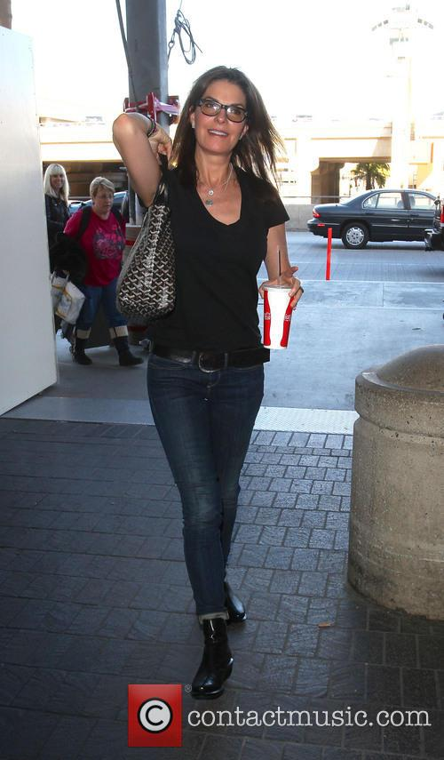 sela ward sela ward arriving at lax 3532140