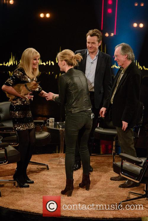 britt ekland dido fredrik skavlan scandinavian primetime talkshow skavlan 3531552