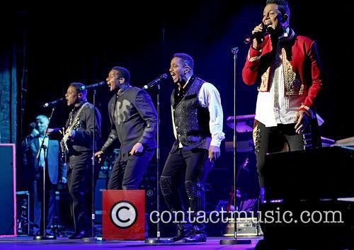 Tito Jackson, Jackie Jackson, Marlon Jackson and Jermaine Jackson 2