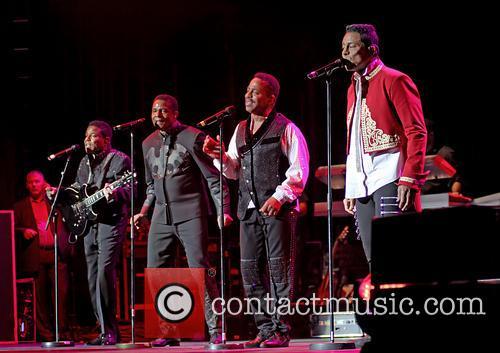 Tito Jackson, Jackie Jackson, Marlon Jackson and Jermaine Jackson 3