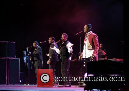 Tito Jackson, Jackie Jackson, Marlon Jackson and Jermaine Jackson 7