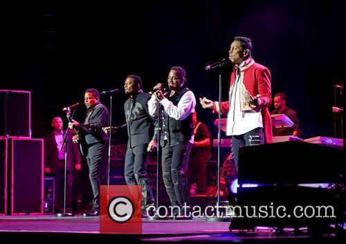 Tito Jackson, Jackie Jackson, Marlon Jackson and Jermaine Jackson 11
