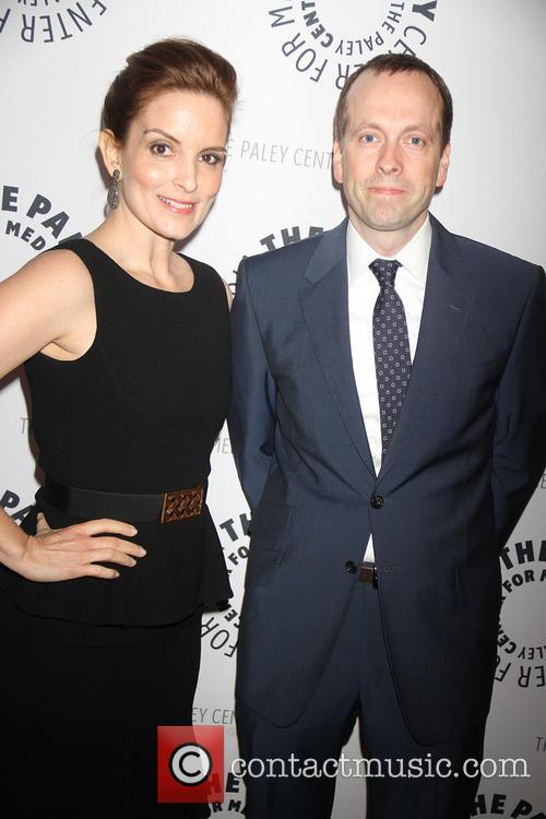 Tina Fey and Robert Cook 3