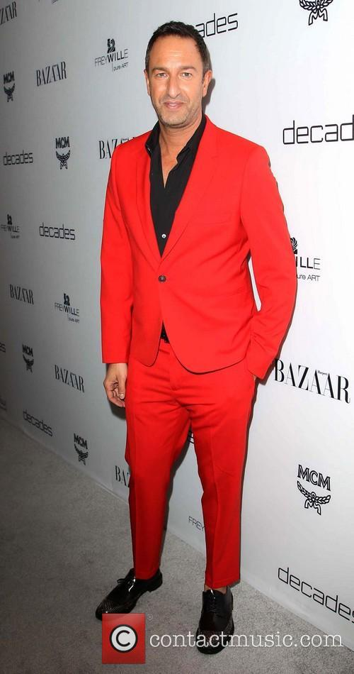 christos garkinos harpers bazaar celebrates the launch 3534298