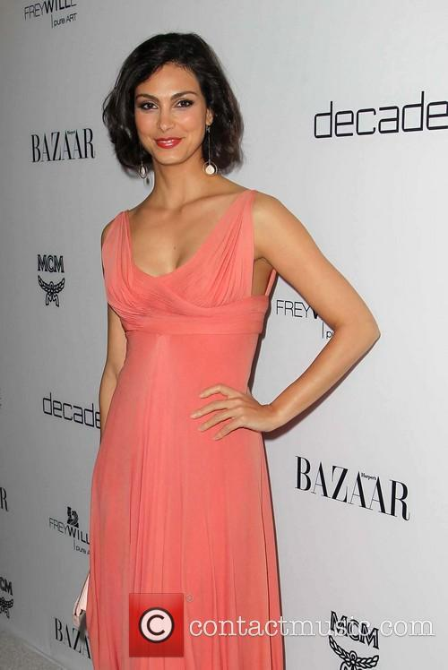 morena baccarin harpers bazaar celebrates the launch 3534247