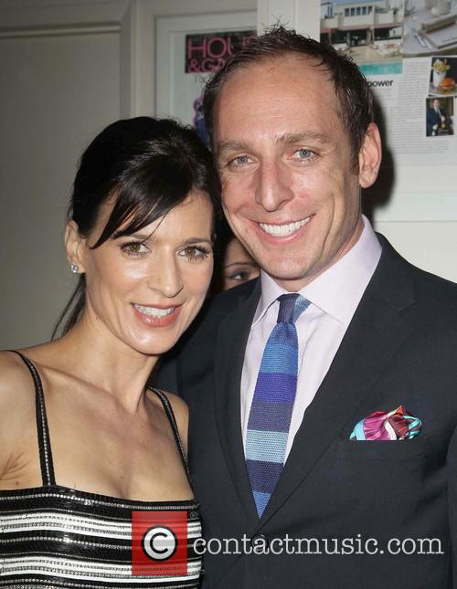 Perrey Reeves and Guest 2