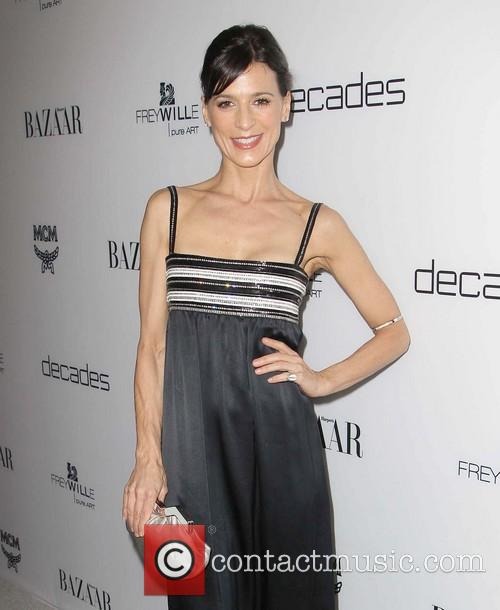 perrey reeves harpers bazaar celebrates the launch 3534290