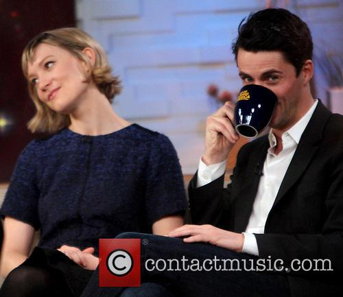 Mia Wasikowska and Matthew Goode 2