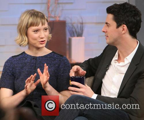 Mia Wasikowska and Matthew Goode 5
