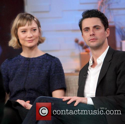 Mia Wasikowska and Matthew Goode 6