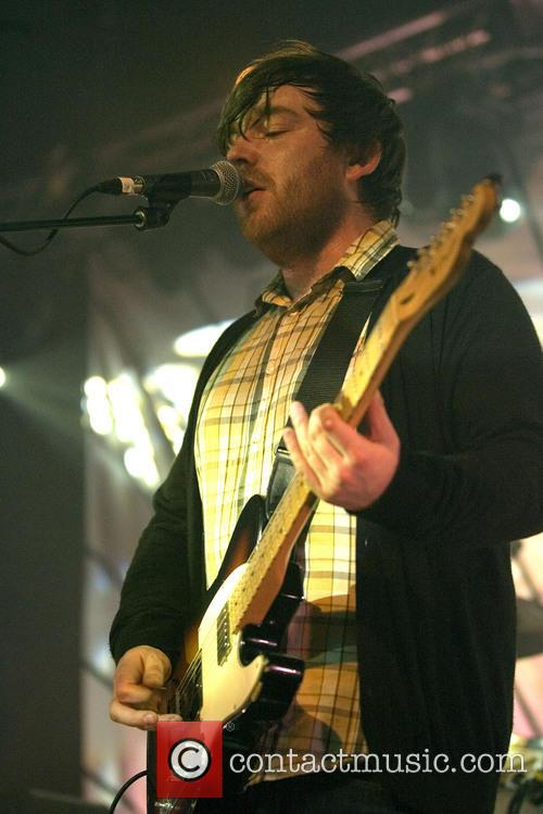 Frightened Rabbit and Grant Hutchison 6