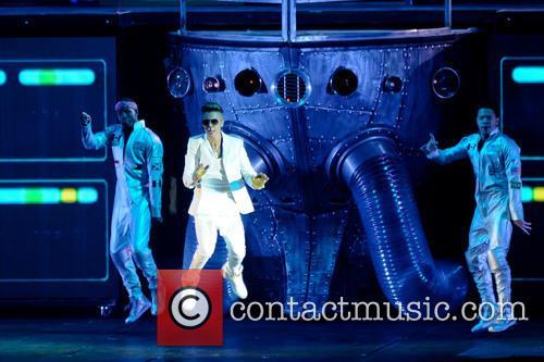 Justin Bieber, National Indoor Arena