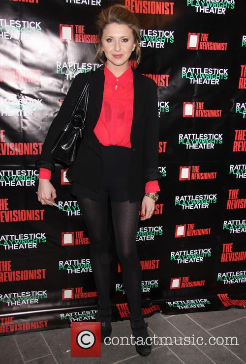 nina arianda premiere of the revisionist held 3534170