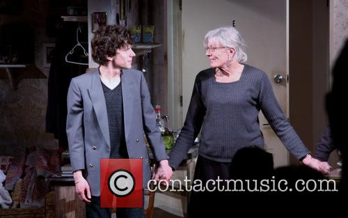 jesse eisenberg vanessa redgrave curtain call for the 3534144