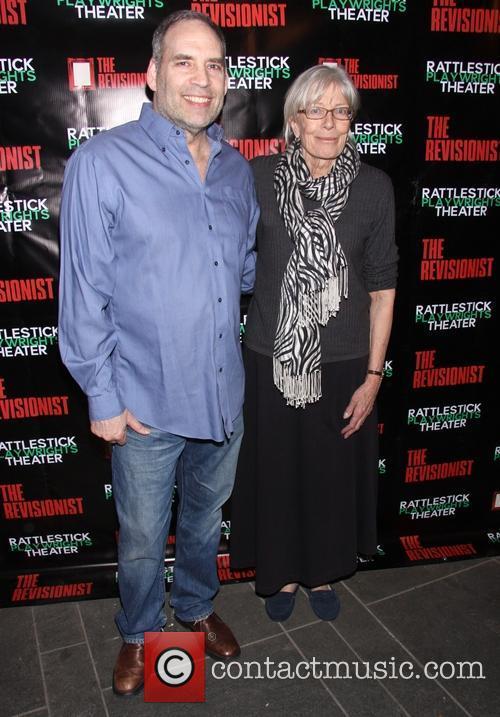 Daniel Oreskes and Vanessa Redgrave 2
