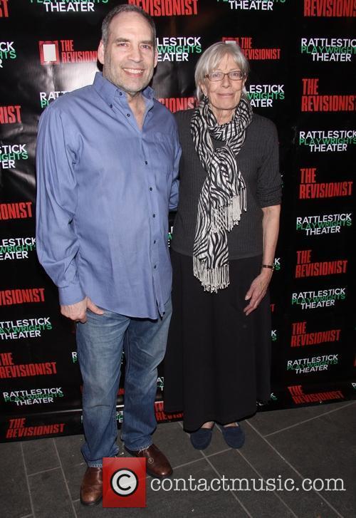 Daniel Oreskes and Vanessa Redgrave 1