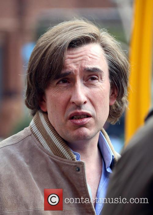 Steve Coogan Alan Partridge