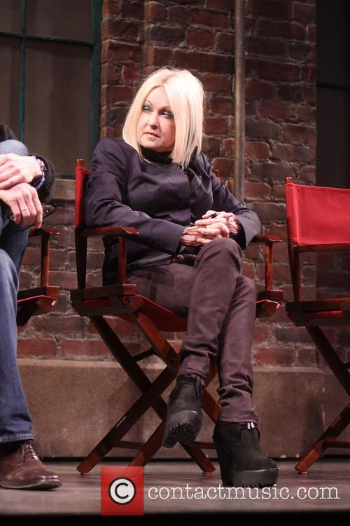 Press rehearsal of 'Kinky Boots'