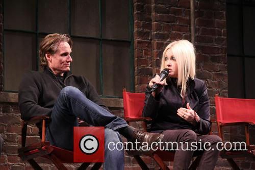 John Shivers and Cyndi Lauper 2