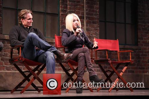 Cyndi Lauper and John Shivers 9