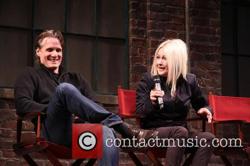 John Shivers and Cyndi Lauper 5