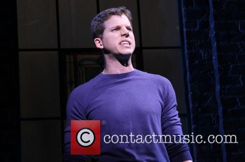 stark sands press rehearsal of kinky boots 3533574