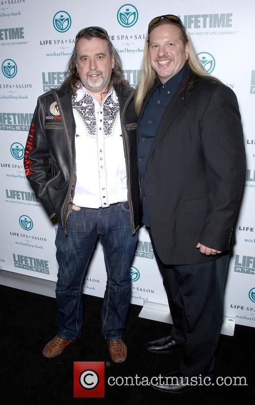 Mario Barth and Michael Boychuck 2