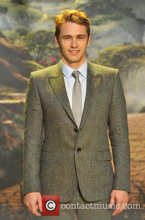 James Franco Oz Great and Powerful