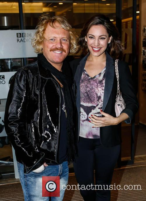 Keith Lemon Aka Leigh Francis and Kelly Brook 3