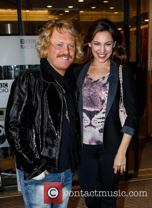 Keith Lemon Aka Leigh Francis and Kelly Brook 1