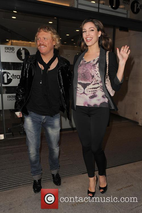 Keith Lemon, Leigh Francis and Kelly Brook 11