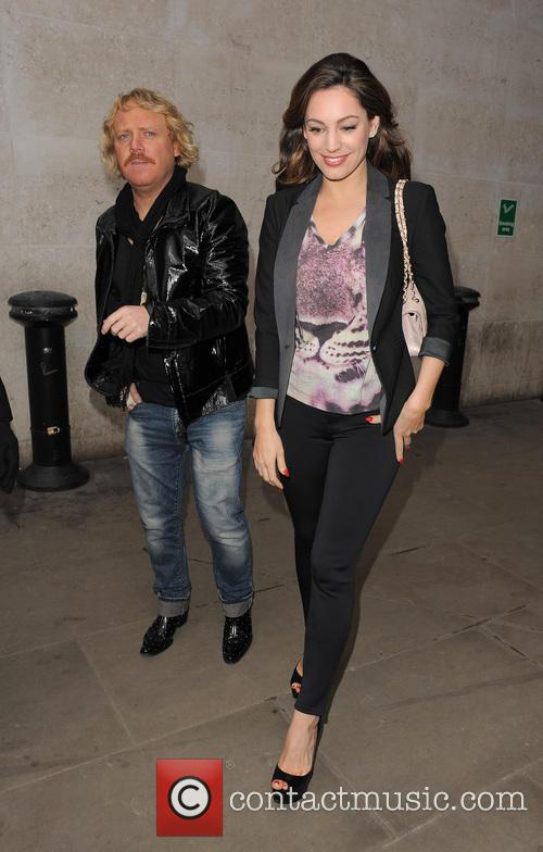 Keith Lemon, Leigh Francis and Kelly Brook 1