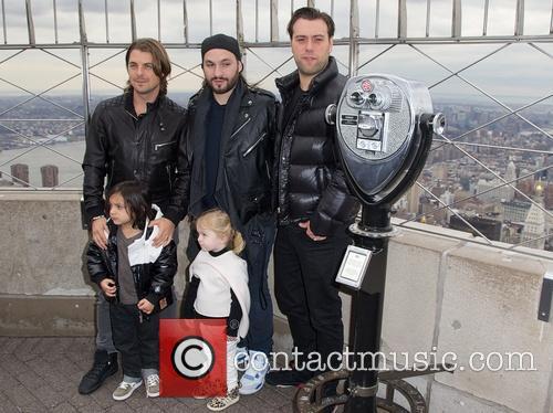 Swedish House Mafia, Axel Christofer Hedfors, Steve Angello and Sebastian Ingrosso 2
