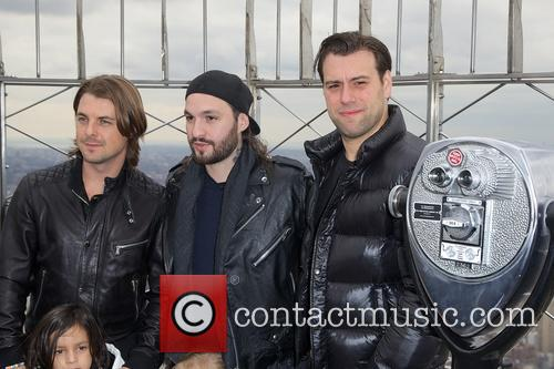 Swedish House Mafia, Axel Christofer Hedfors, Steve Angello and Sebastian Ingrosso 3