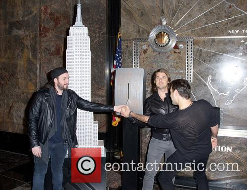 Swedish House Mafia, Steve Angello, Axel Christofer Hedfors and Sebastian Ingrosso 9