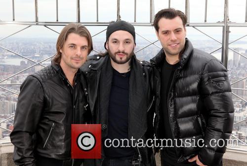 Swedish House Mafia, Axel Christofer Hedfors, Steve Angello and Sebastian Ingrosso 7