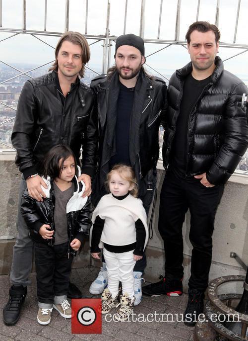 Swedish House Mafia, Axel Christofer Hedfors, Steve Angello and Sebastian Ingrosso 8