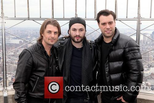 Swedish House Mafia, Axel Christofer Hedfors, Steve Angello and Sebastian Ingrosso 10