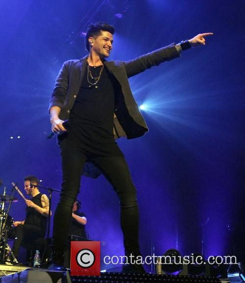 Danny O'donoghue and The Script 2