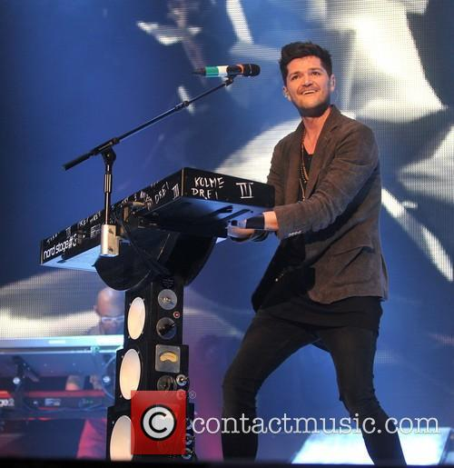 Danny O'donoghue and The Script 4