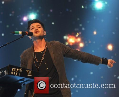 Danny O'donoghue and The Script 6