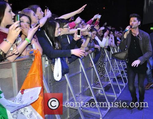 Danny O'donoghue and The Script 7