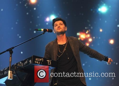 Danny O'donoghue and The Script 8