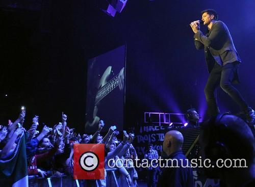 Danny O'donoghue and The Script 9