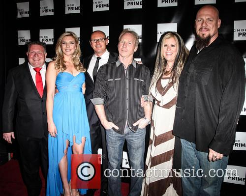 Cast Of Treasure Detectives and The Car Chasers 7