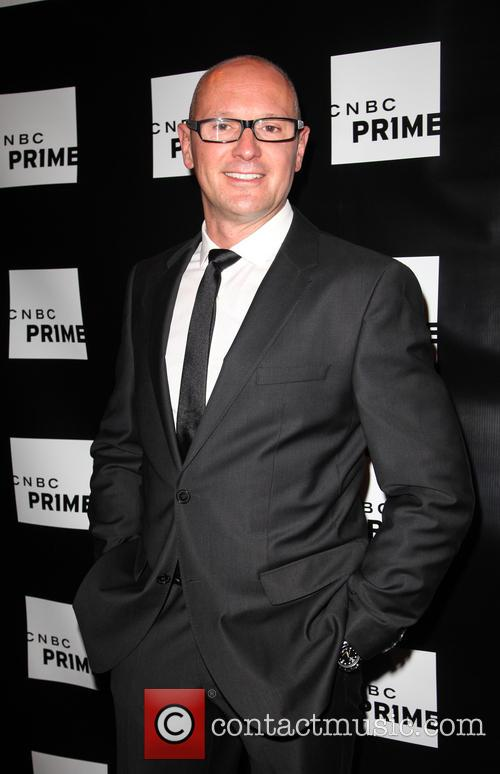 Curtis Dowling At Premiere Launch Event For Cnbc Prime At The Classic Car Club In New York City. 1