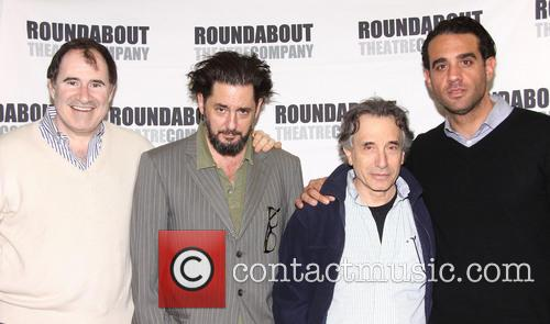 Richard Kind, Reg Rogers, Chip Zien and Bobby Cannavale 1