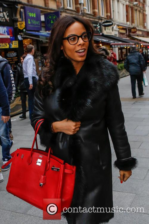 Rochelle Humes, Rochelle Wiseman and The Saturdays 4