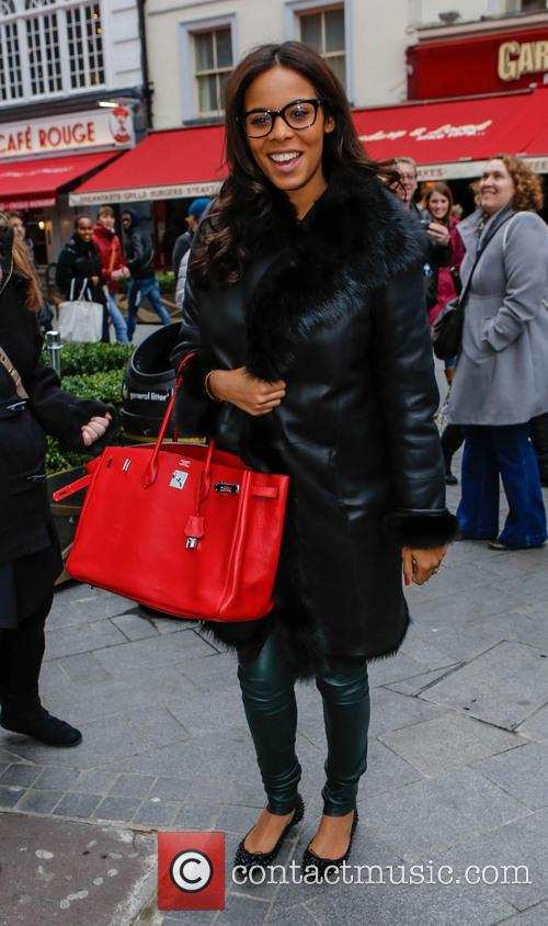 Rochelle Humes, Rochelle Wiseman and The Saturdays 7
