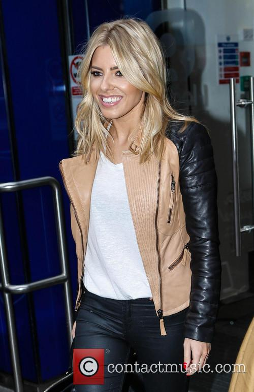 The Saturdays and Mollie King 3